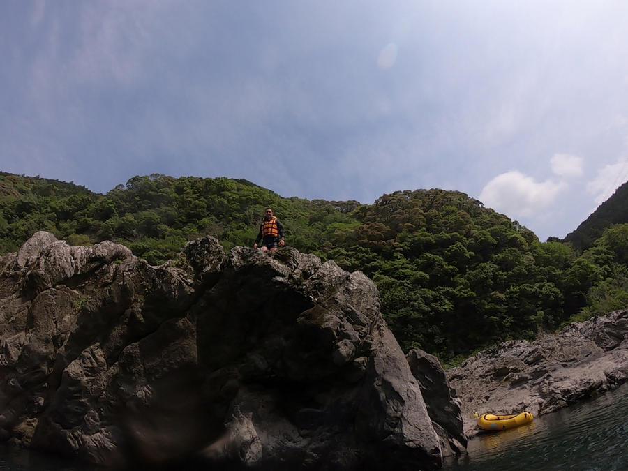 NIYODO ADVENTURE 四国の動画