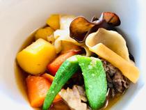 木耳土豆炖牛肉