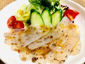 蒟蒻サラダ