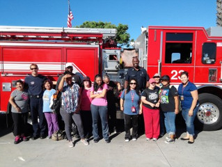 SD Fire Station Thank you
