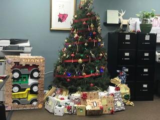 Creel's Season of Giving 2018!