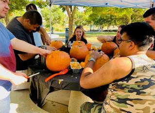 Pumpkin Carving Party 2019!