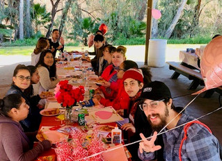 Valentine's Party in North County!