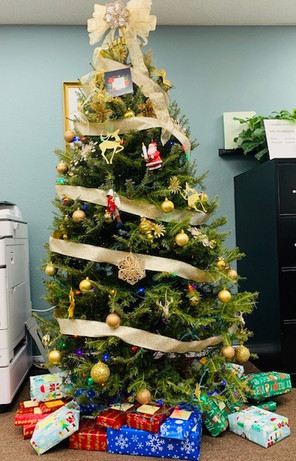 Creel's Annual XMAS Giving Tree