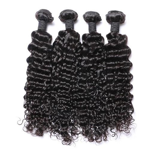 Melanin curly