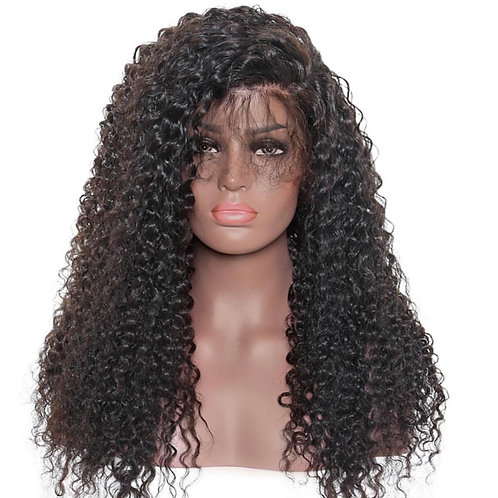 Full lace wig Spanish wave