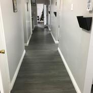 Kuwaye Dental Hallway