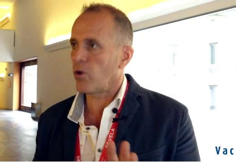 Jose Luis Saez Llorente - Coordinador PNETB España - (MAPAMA+EFSA+TASK FORCE) - Congreso ANEMBE junº 2017 - Productora Vaca TV (Transmedia.es) - Revista Afriga