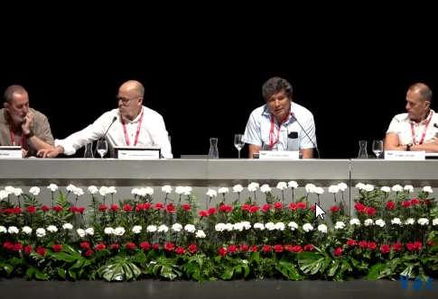 Congreso ANEMBE Junº 2017 - Mesa Redonda - R. Juste / A. Monge / J.L.Saez -  Vaca TV  (Atresmedia.es) - Revista Afriga