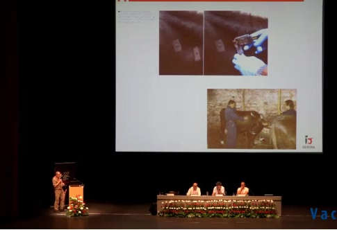Ramón Antº Juste - Doctor Veterinaria Univ. Zaragoza- Director SERIDA (Asturias) - Congreso ANEMBE junº 2017- Productora Vaca TV (Trasnsmedia.es) - Revista Afriga