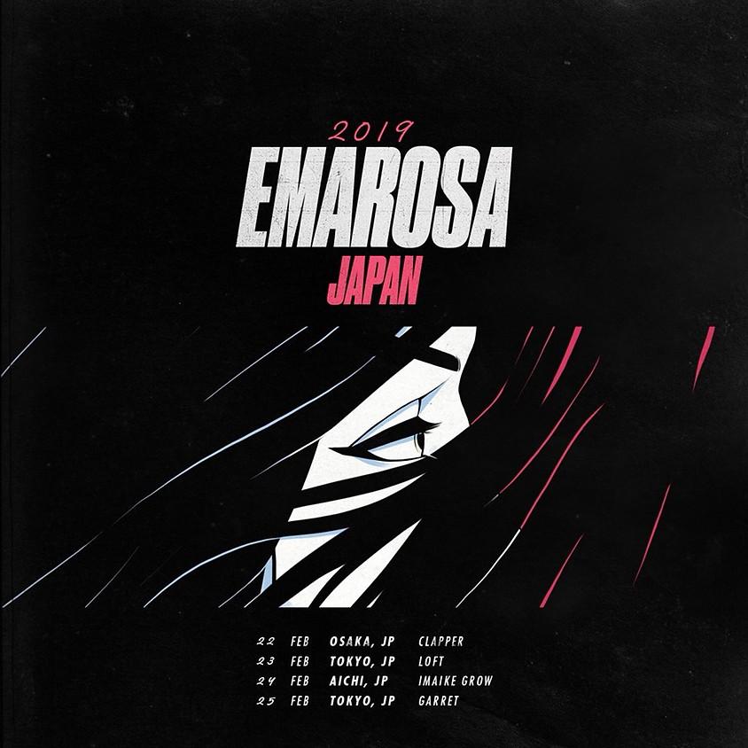 EMAROSA JAPAN 2019