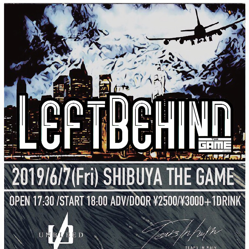 『Left Behind』