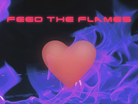 "NEW SINGLE ""Feed The Flames"" サブスク配信スタート!"