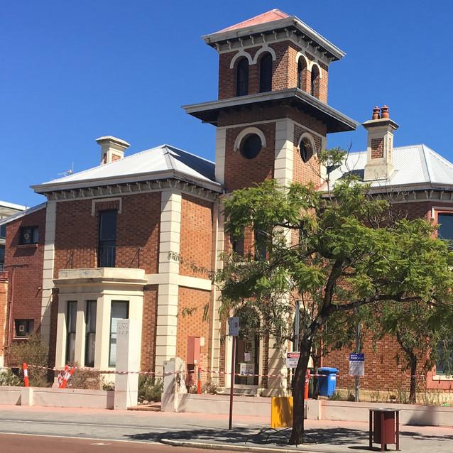 Conspar heritage restoration project, Northbridge