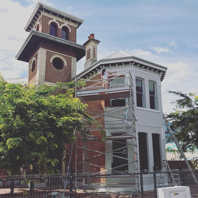 Conspar Heritage Restoration Works, Northbridge (Perth)