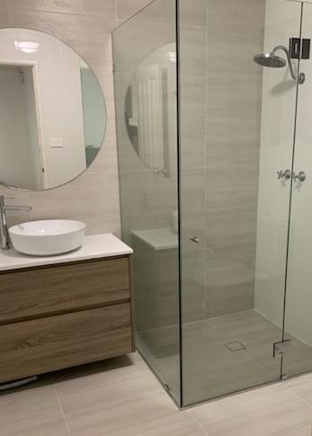 Bathroom renovation, Woodvale, Perth