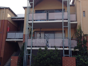Structural repairs project for Rivervale residential complex
