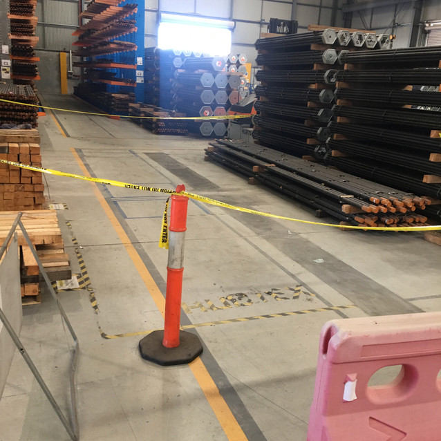 Concrete Floor Structural Repairs, Forrestfield