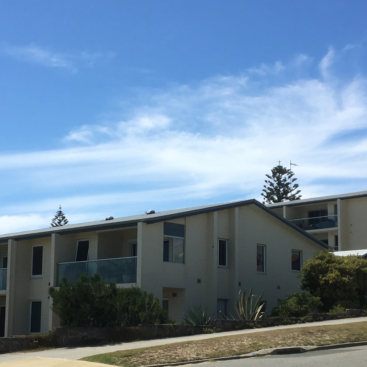 Conspar was engaged to carry out treatment of concrete cancer and install waterproof protective coatings at this strata-managed residential complex overlooking Cottesloe Beach in Perth