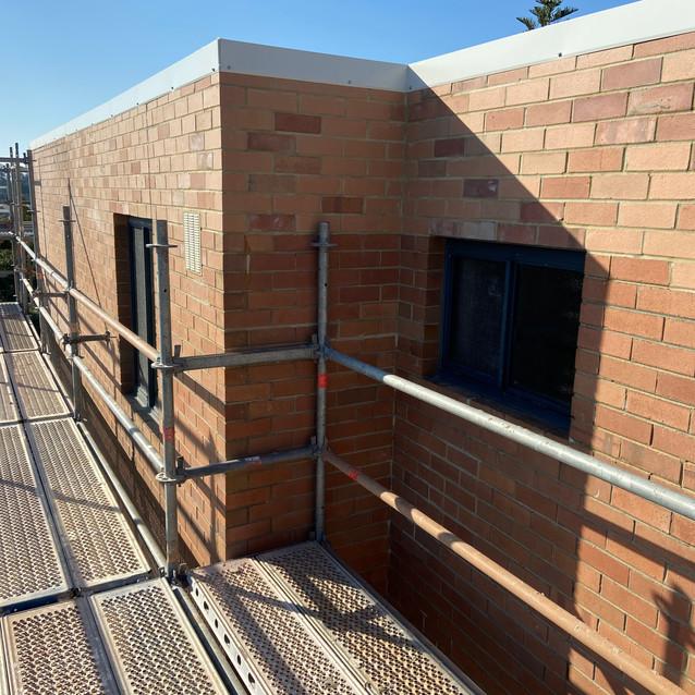 Mosman Park High-Rise Lintel and Roof Restoration