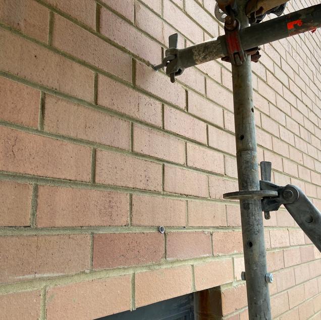 Window lintel replacement