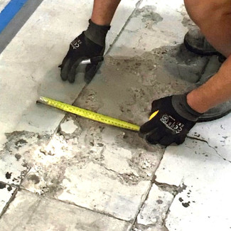 Concrete Floor Structural Repairs, Forrestfield