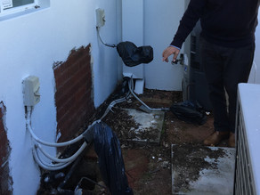 Nedlands inspection identifies causes of long-standing damp problems