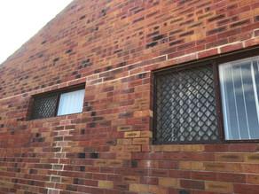 Scarborough lintel and brickwork restoration w