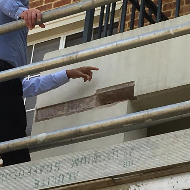 Conspar CBD Apartment Building and Carpark Lintel and Waterproofing Investigations (Perth)