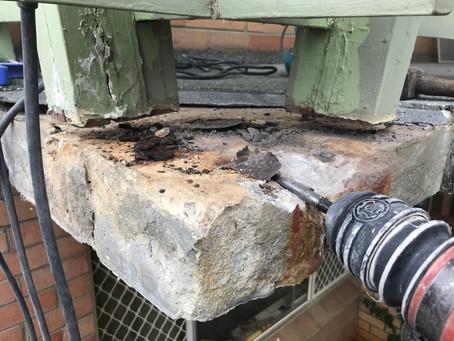 Wembley Downs balcony repairs