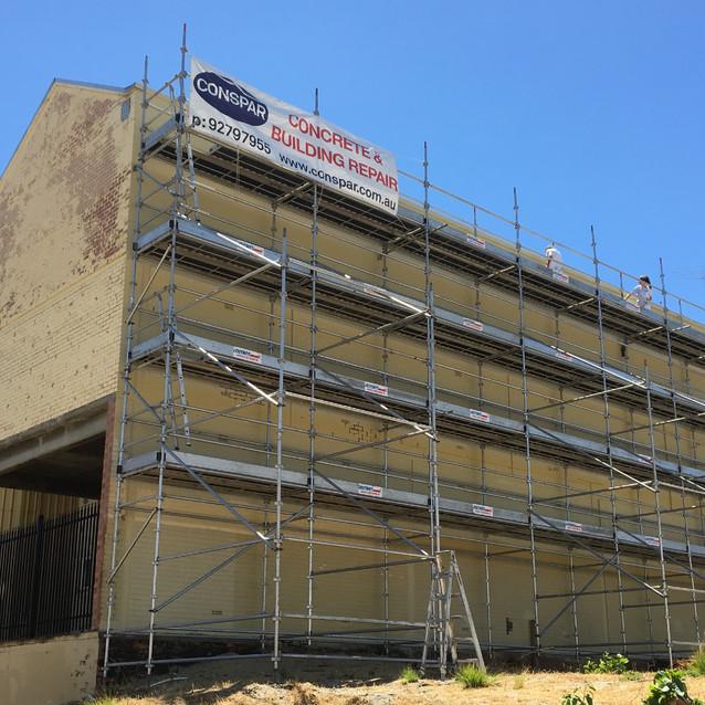 Conspar heritage restoration project, Fremantle