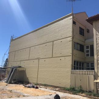 Conspar Heritage Restoration Works, Fremantle (Perth)