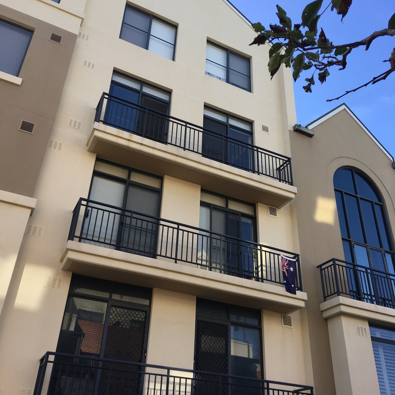 Conspar was engaged by the owners of these residential apartment buildings in Subiaco to carry out rising damp treatment and restoration works.