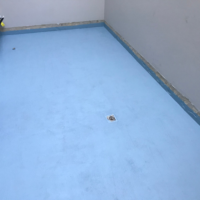 Water Ingress Treatment for City Apartment