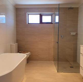 Bathroom renovation, Beldon, Perth
