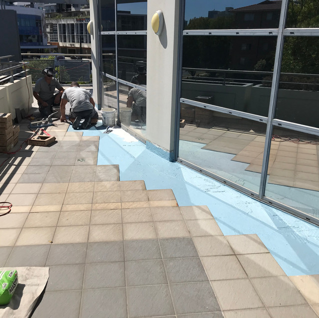 Multiple Repair Works to Stop Water Ingress Damage, South Perth