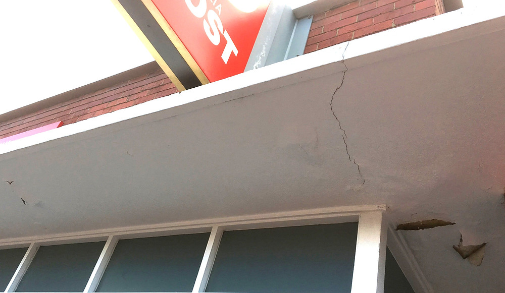 Building repairs are important for presentation and long-term value