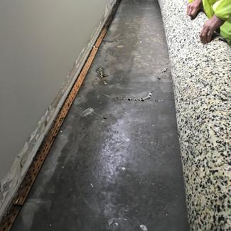 Northbridge Water Ingress Investigation