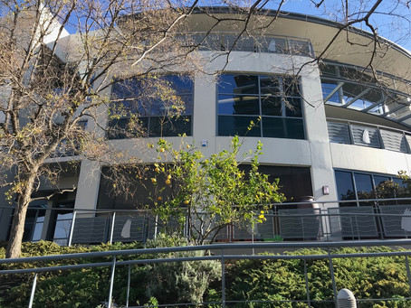 South Perth office block gets restoration works against water ingress