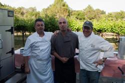 The Three Culinary Tenors