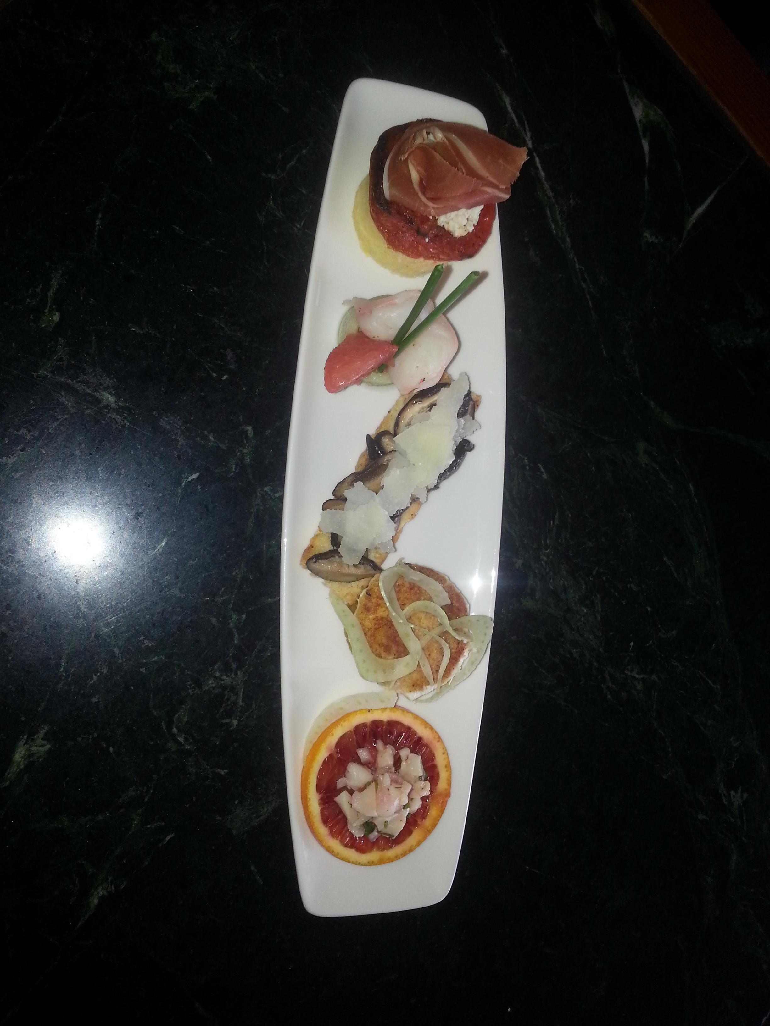 Food & Wine Pairing for Sebastiani