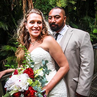 Brian & Lena's Wedding Day
