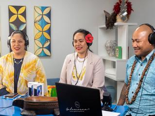 "Verona Parker visits BluTV Podcast ""Tautai A'e ma Asiata"""