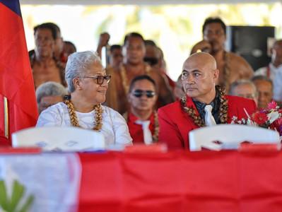 Fa'amatalaga mai le Ofisa O le Palemia Filifilia o le Malo o Samoa.