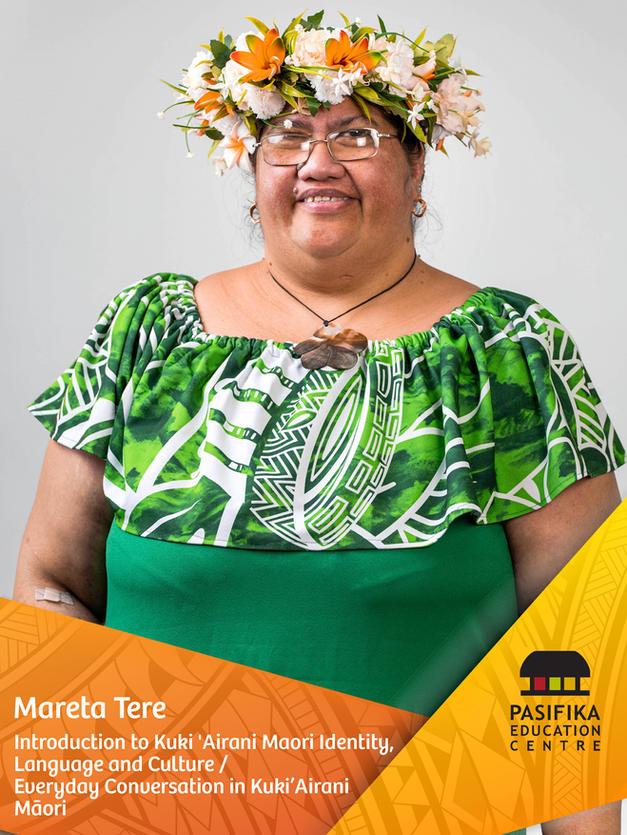 Everyday and Maintaining Kuki 'Airani Reo Maori