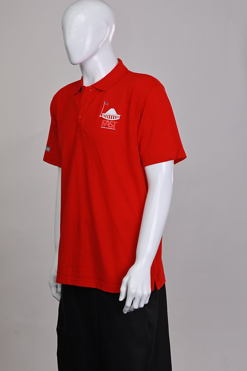FAST Red Polo Shirts