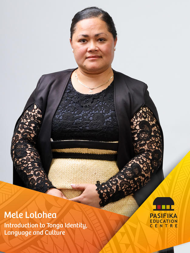 Everyday & Maintaining Tongan