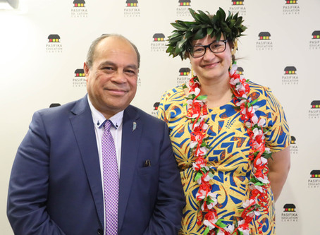 From the Chief Executive of the Ministry for Pacific Peoples