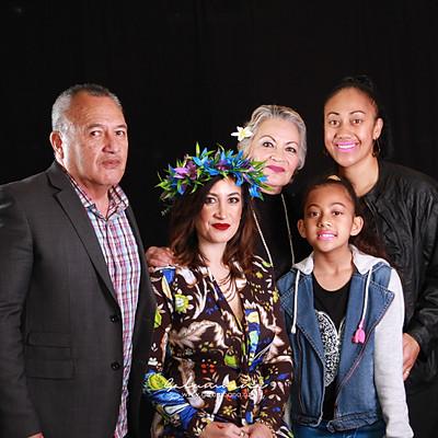 Nadine Lomu Cosmetic Launch
