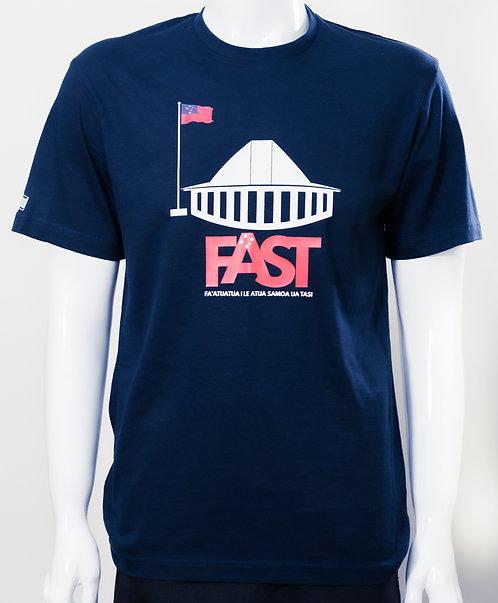 FAST Navy Blue tshirt